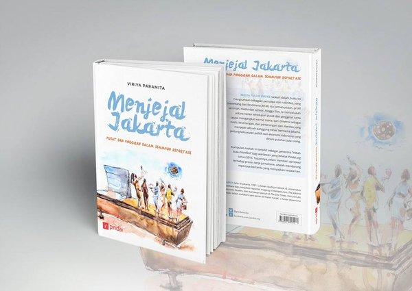 Buku Menjejal Jakarta karya Viriya Paramita terbitan Pindai (2015).